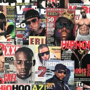 Hip hop T-shirt hoody biggie Sz Small